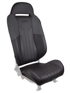 SlingshotSeat with Carbon Fiber Charcoal Arms