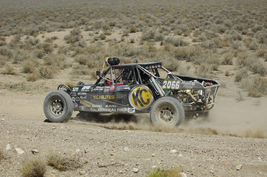 Joshua Cobb racing Vegas to Reno