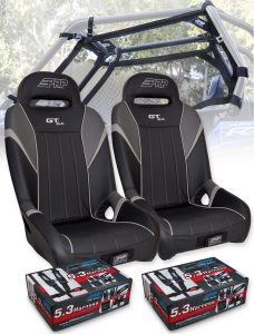 RZR Safety Seat Package Black