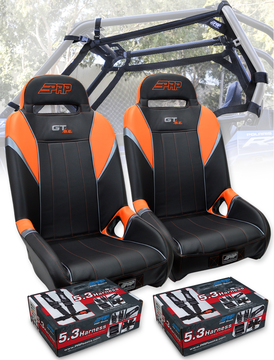RZR Safety Package for Polaris RZR | PRP Seats