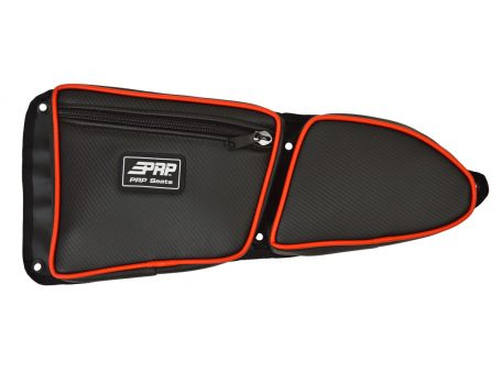 RZR Stock Door Bag Red