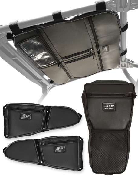 RZR Storage Package Black