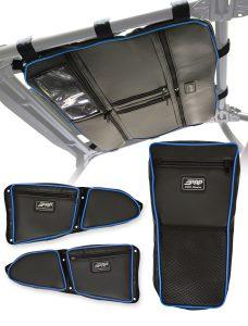 RZR Storage Package Blue
