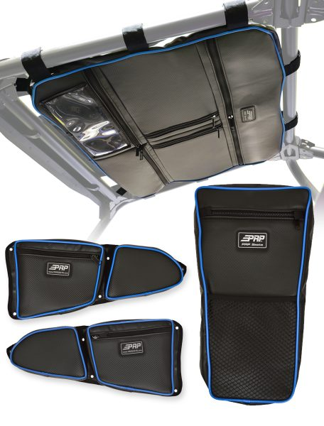 RZR Storage Package Blue