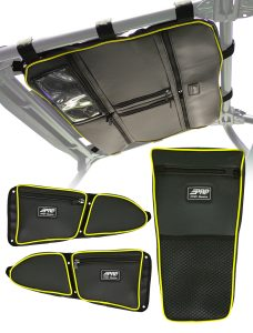RZR Storage Package Lime