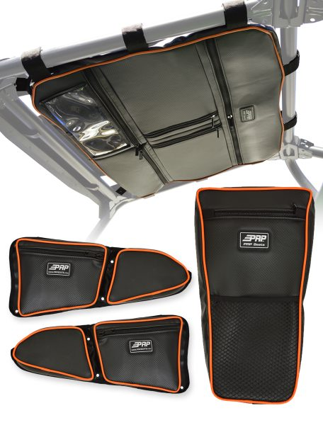 RZR Storage Package Orange