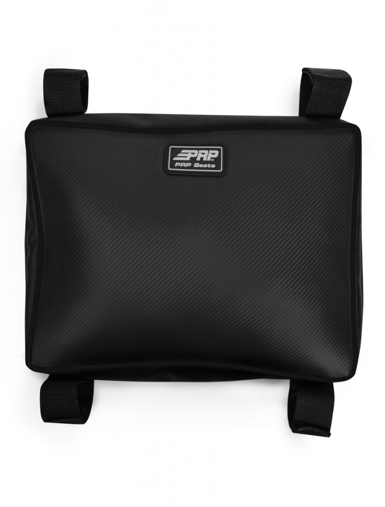 Yamaha Wolverine Overhead Bag with black piping