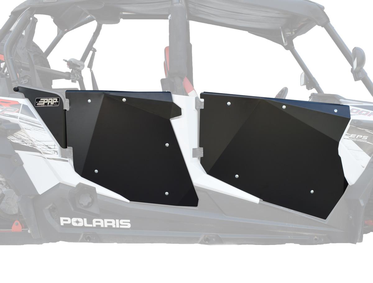 Polaris rzr 4 1000 doors side view installed  sc 1 st  PRP Seats & Polaris RZR 1000 4 Door Set - PRP Seats