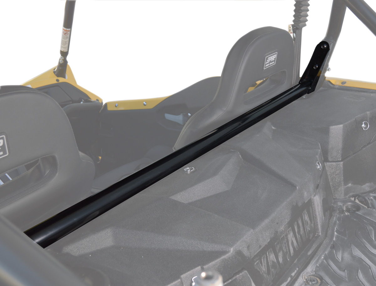 YXZ Harness bar installed