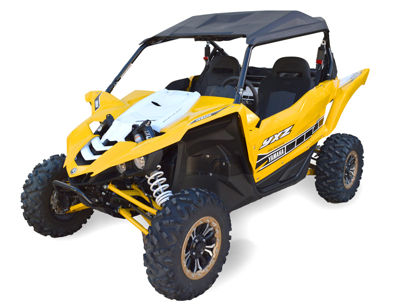PRP Seats introduces new line of products for the Yamaha YXZ
