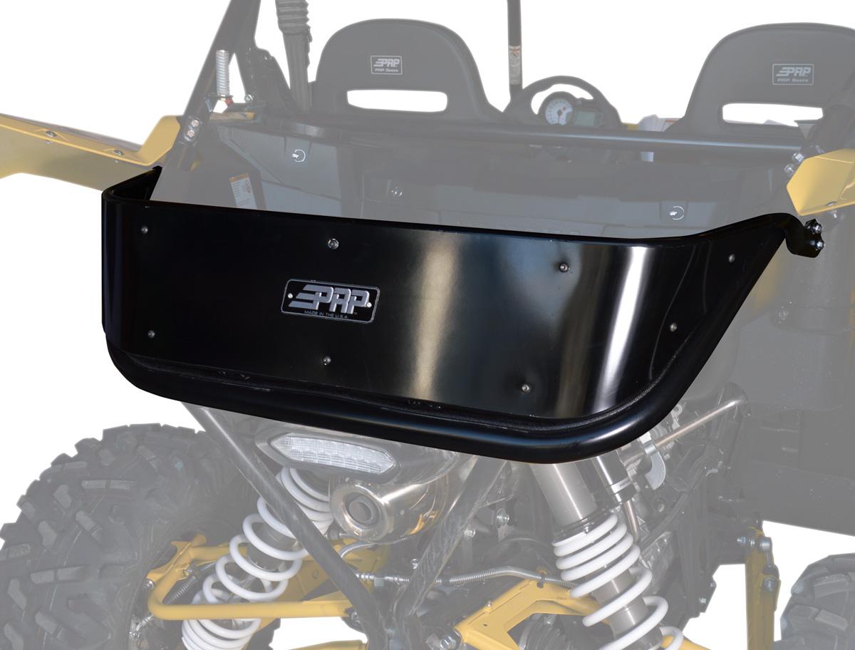 Yamaha YXZ Tailgate installed