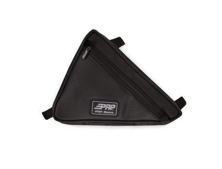 YXZ Triangle Bag Black