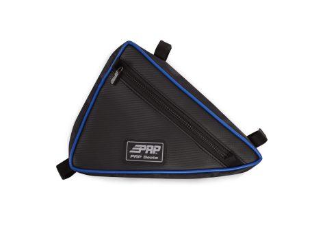 YXZ Triangle Bag Blue