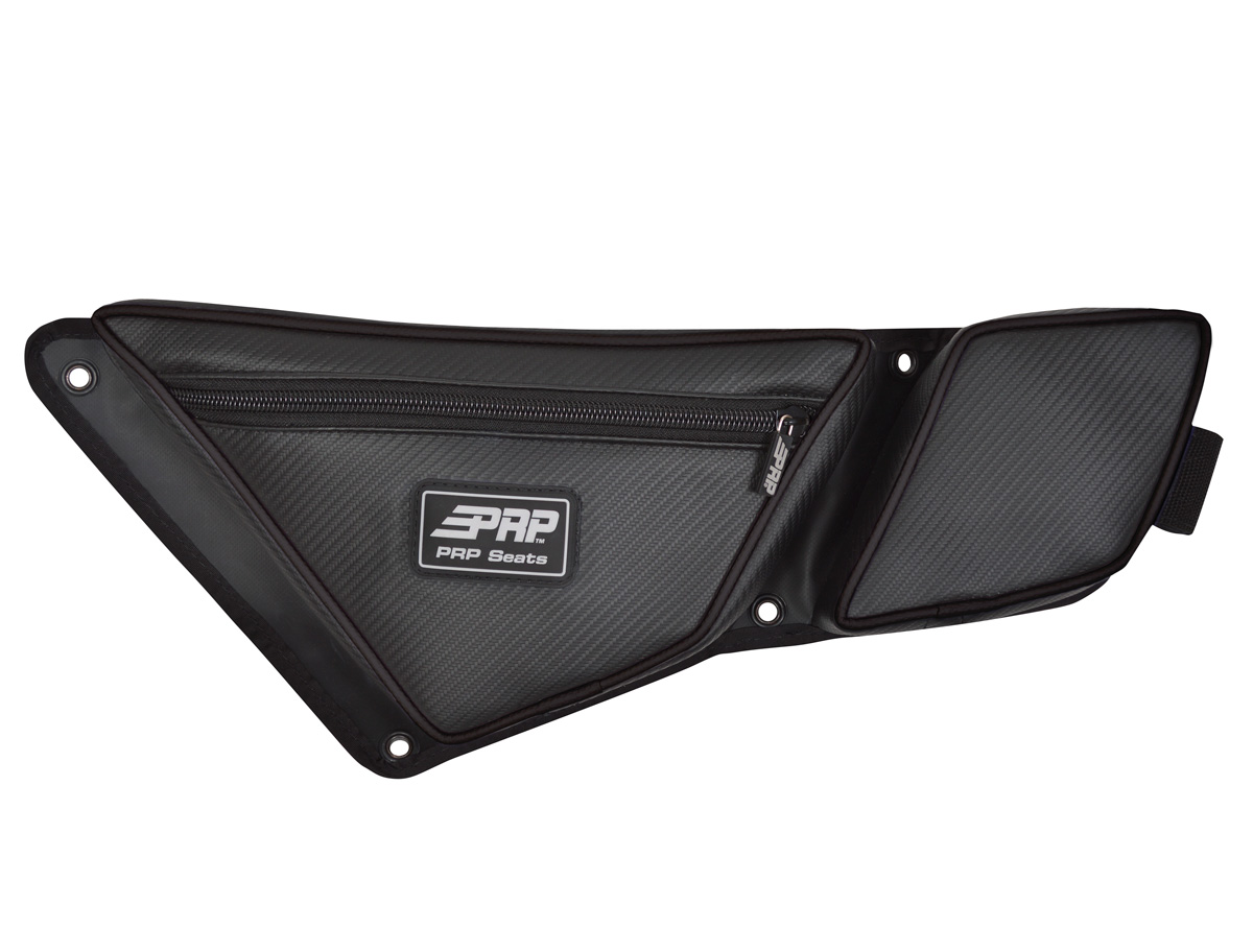 Arctic Cat Wildcat Door Bag Black  sc 1 st  PRP Seats & Textron Wildcat Stock Door Bag - PRP Seats