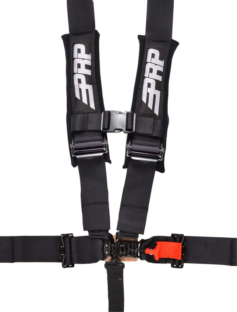PRP 5.3 Harness. The 5 Point Harness with 3″ belts is SFI 16.1 certified.