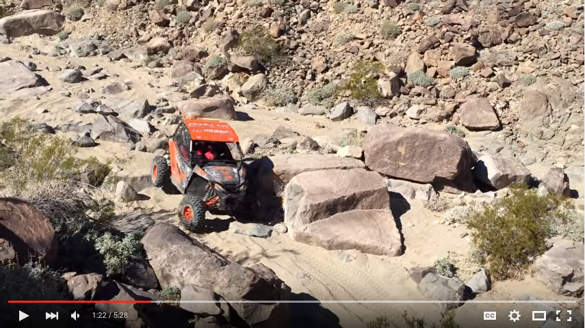 Pleasing Arctic Cat Wildcat Sport Takes On King Of The Hammers Video Caraccident5 Cool Chair Designs And Ideas Caraccident5Info