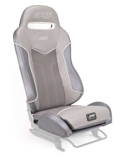 Grey Sling Shot Seat