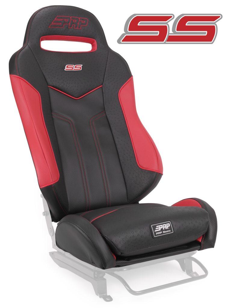 New Polaris Slingshot Seat Options Prp Seats