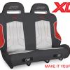 XC Benches for Polaris RZR