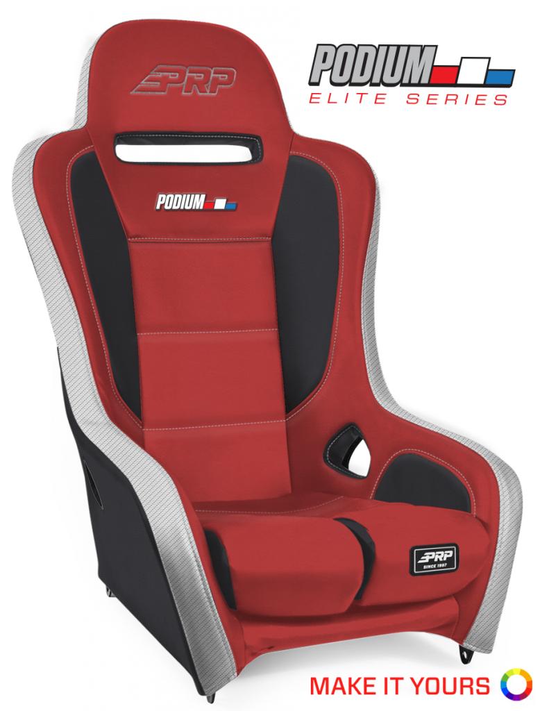 Podium Elite Series Seats