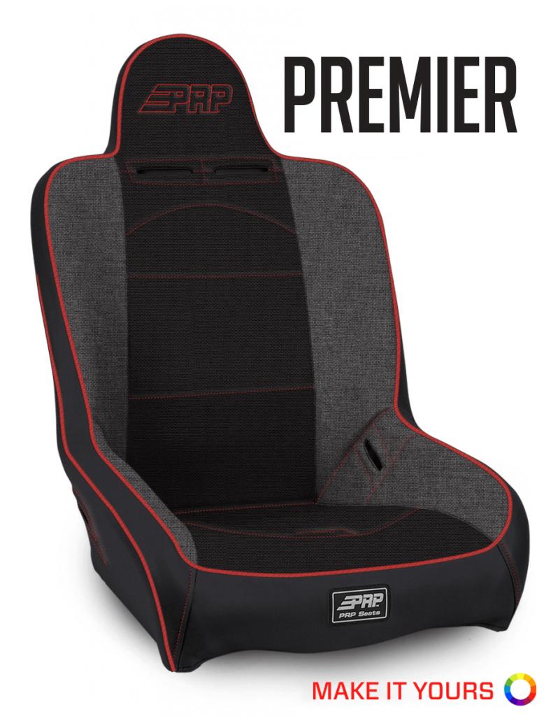 Premier High Back Seats