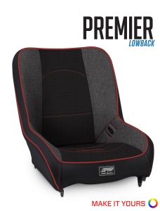 Premier Low Back Seats