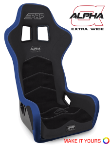 Alpha Extra Wide Seats