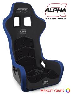 Alpha Extra Wide Seats