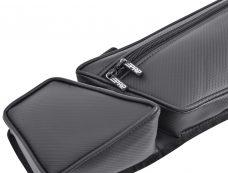 Can-Am Maverick stock door bag with knee pad zippers
