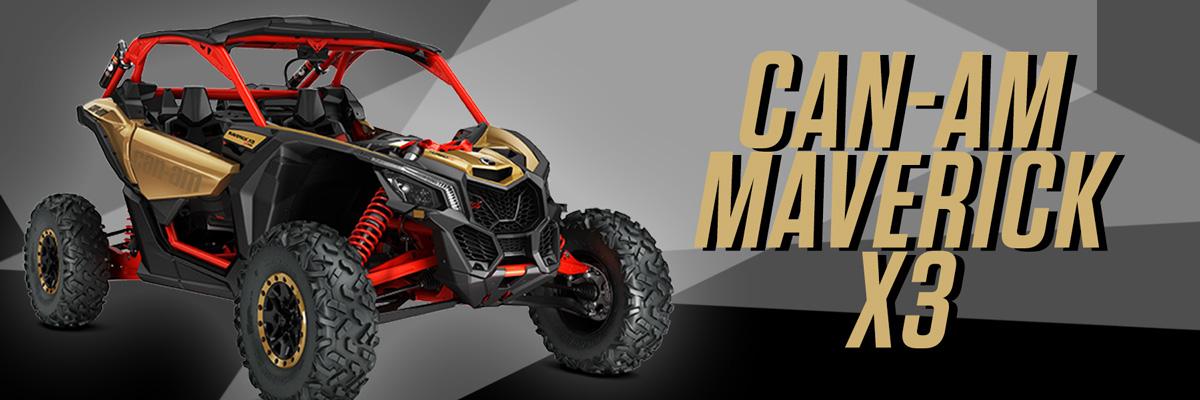 Can-AM Maverick X3 Seats | PRP Seats
