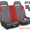 GTSE 50/50 Bench Seats for RZR