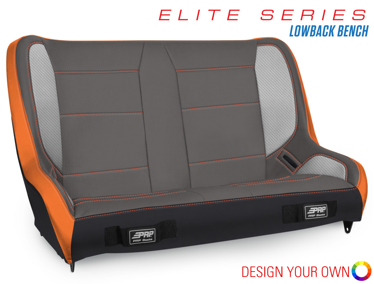 Sensational Elite Series Lowback Bench Seat 36 39 Wide Beatyapartments Chair Design Images Beatyapartmentscom