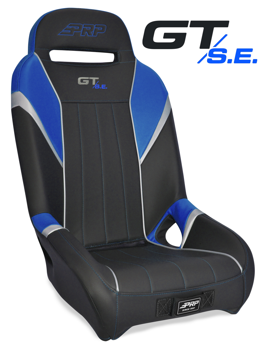 Blue GTSE Seat for Yamaha YXZ