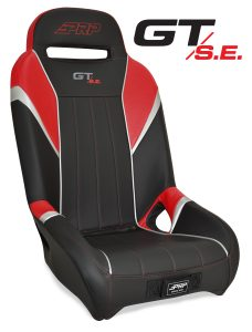 Red GTSE seat for the Yamaha YXZ