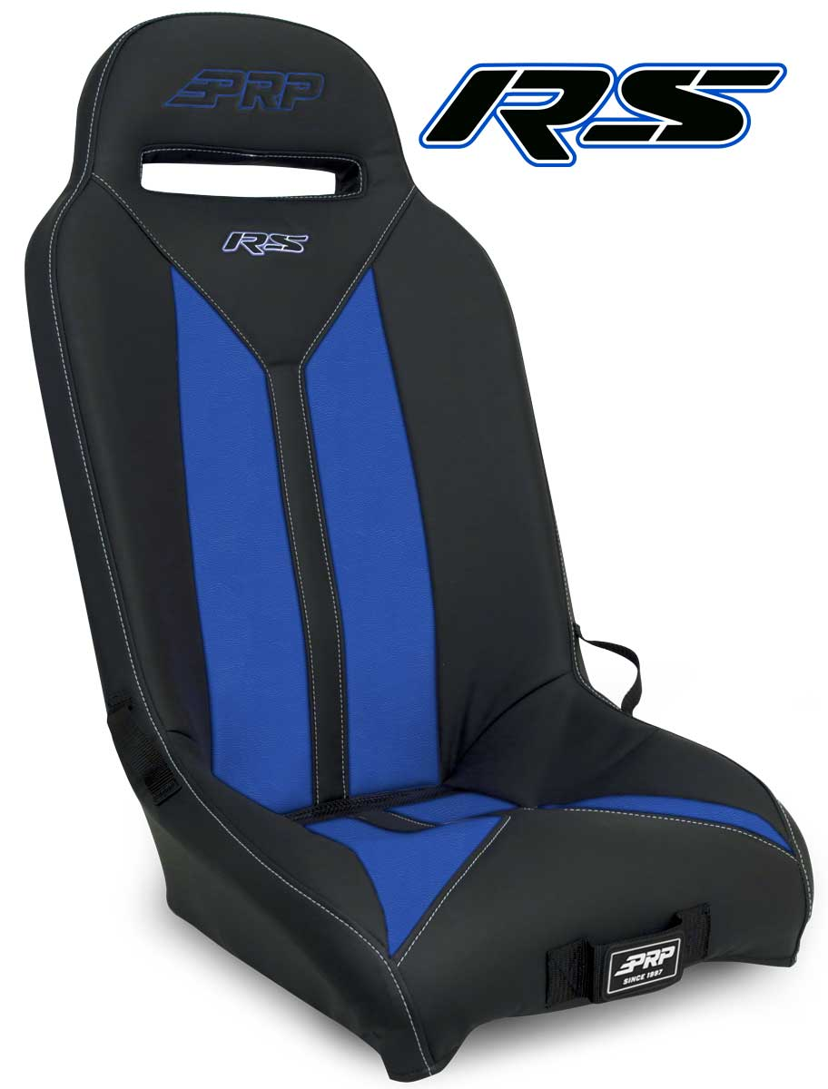 Blue RS Seats for Yamaha's