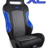 Blue XC seat for the Yamaha YXZ