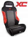Red XC seat for the Yamaha YXZ