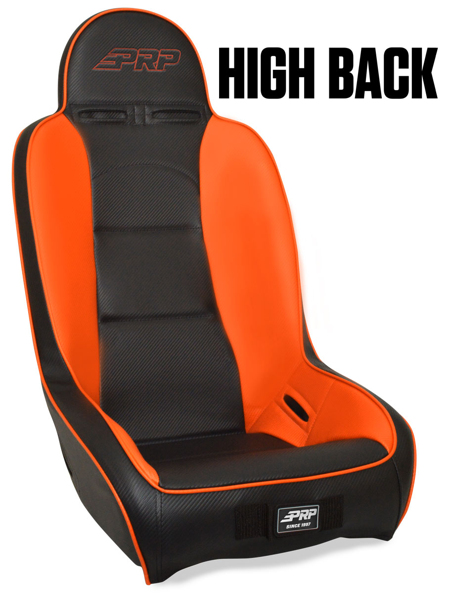 High Back Suspension Seat For Polaris