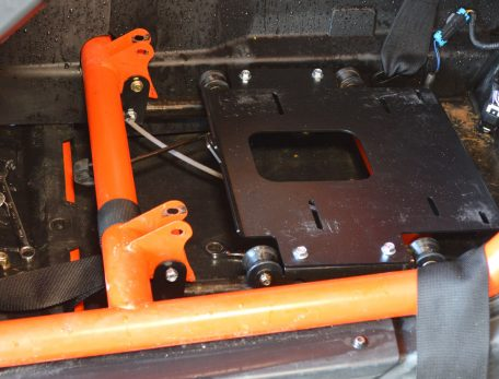 Can-Am Maverick X3 Lowering Kit with PRP's X3 Seat mounts