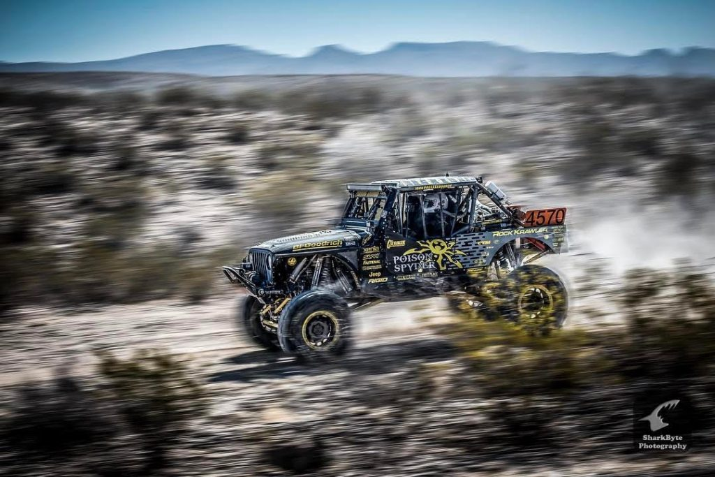 Proving Ground Racing during Ultra4 Texas