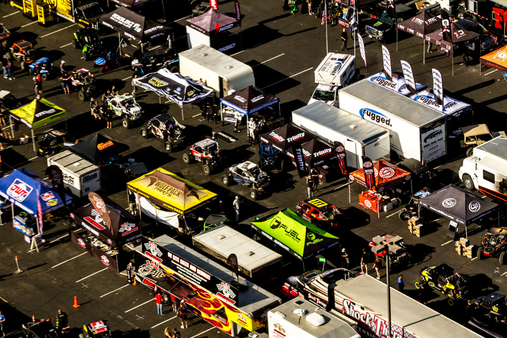 UTV World Championship's Tech and Contingency