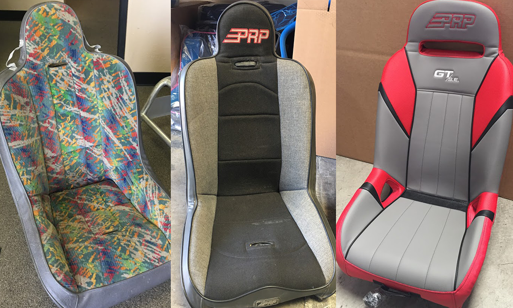 How PRP Started- 20 Years Off-Road | PRP Seats