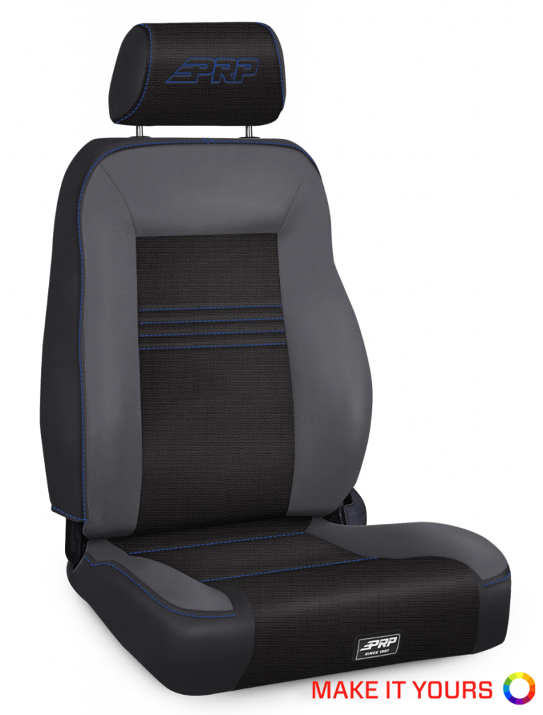 Daily Driver Spec Seats
