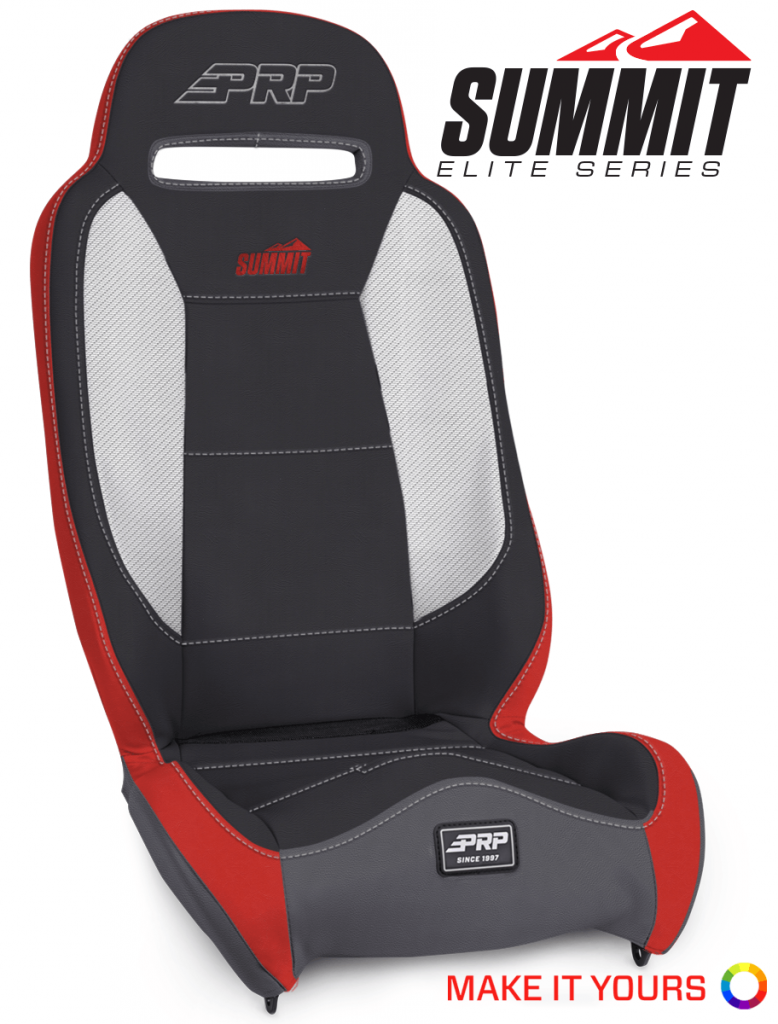 Daily Driver Summit Elite Series seats