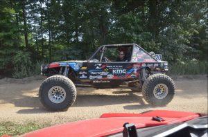 Derek West's Ultra4 Buggy