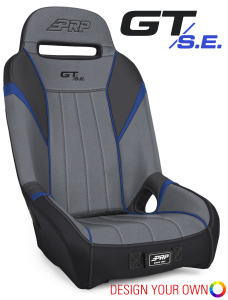 Custom GTSE Seat for the Yamaha YXZ