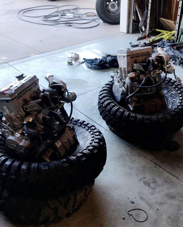 Motor Swap