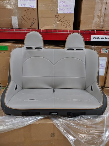 High Back - 47 inch Bench in Warehouse Deals