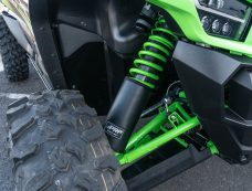 PRP Front Shock Shields
