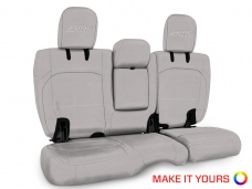 Rear bench cover 2018 for Jeep Wrangler JL